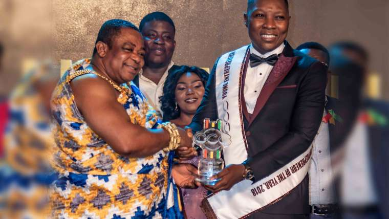YOUNG ENTREPRENEUR OF THE YEAR 2019